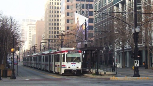 Utah Light Rail