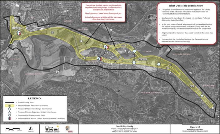 Eastern Corridor Project
